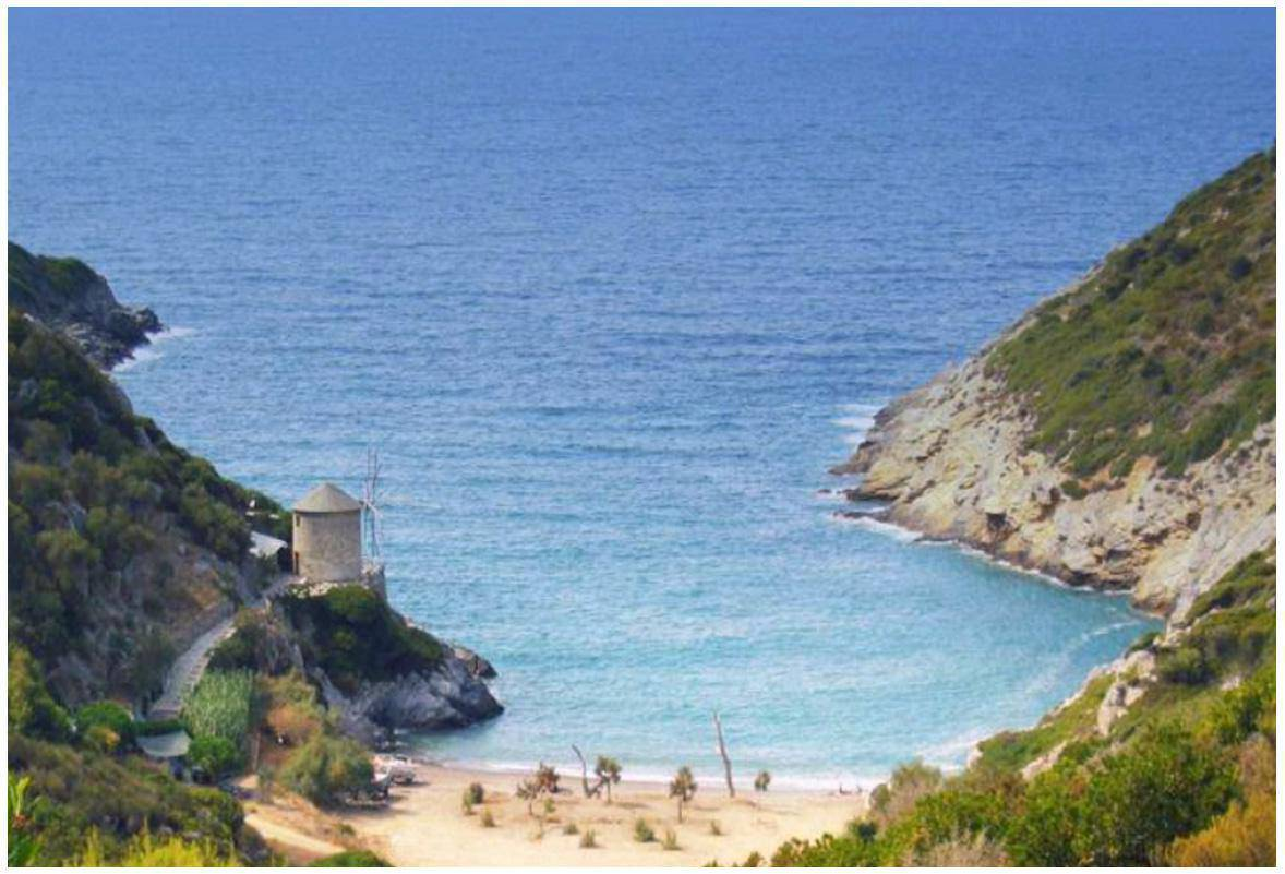 παραλίες στην Αλόννησο - infomust.gr