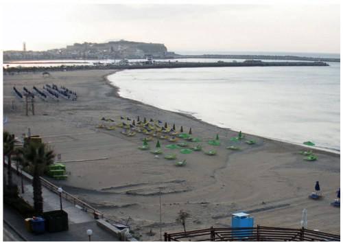 rethimno beach