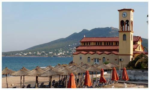 artemida 4 παραλίες αττικής