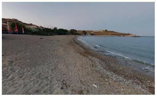 kalopigado παραλίες αττικής