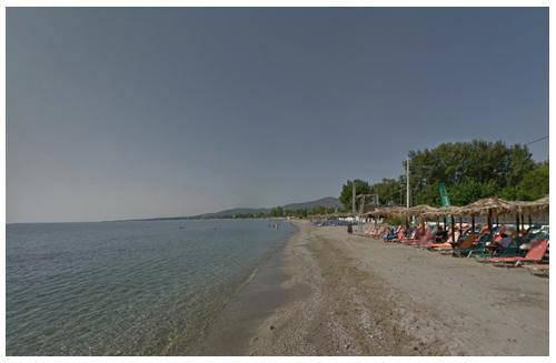 marathonas παραλίες αττικής