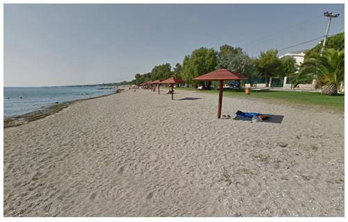 nea makri-kefallinias beach