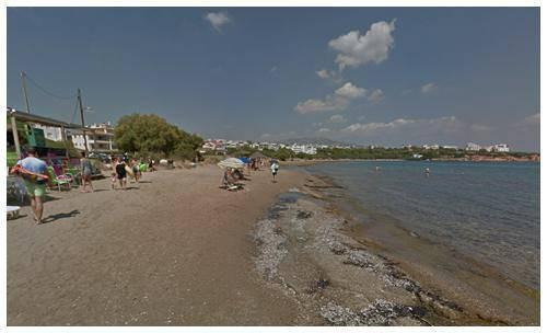 rafina 2 παραλίες αττικής