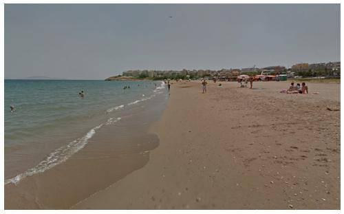 rafina παραλίες αττικής